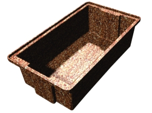 Pykrete fish box